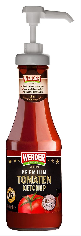 Werder Bomba dosificadora fà Œ r Botella Ketchup Heinz - Dispensador de salsas: Amazon.es: Hogar