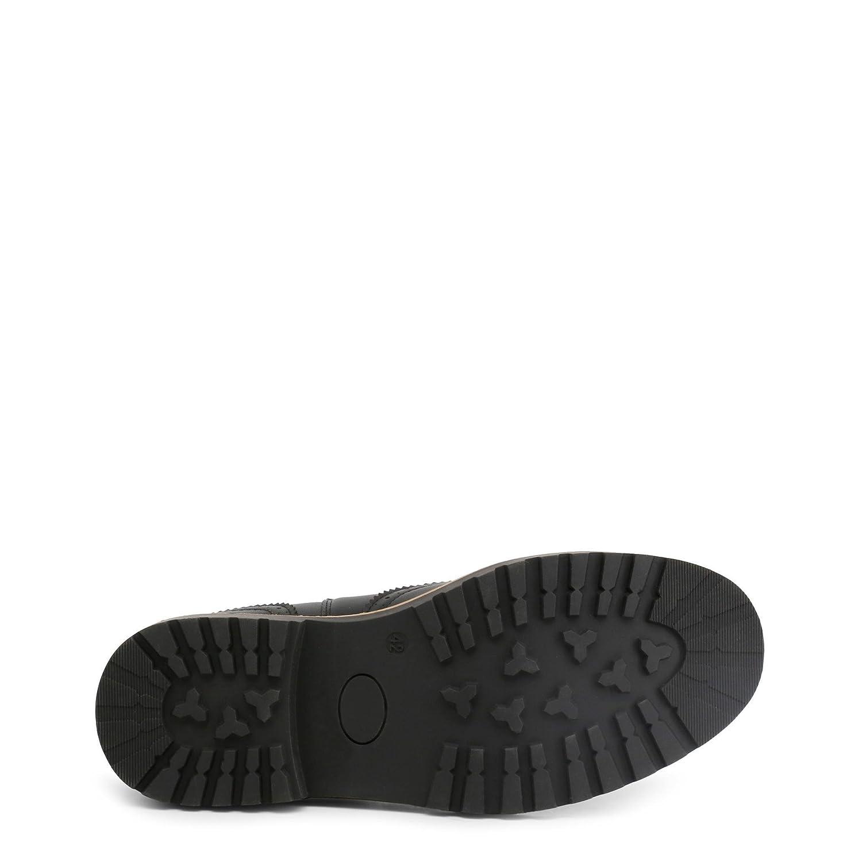 Wilfred/_Darkbrown Duca di Morrone Mens Ankle Boots