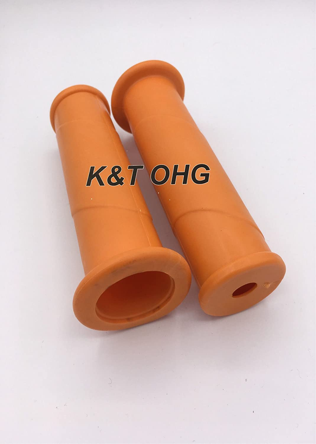 Wheel Barrow Set of 2  Handles 32  mm/1  Pair Orange bekannt