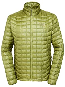 The North Face - Chaqueta de Hombre, Modelo: Thermoball, con Cremallera, Talla: XS, Color Color Verde G.I.: Amazon.es: Deportes y aire libre