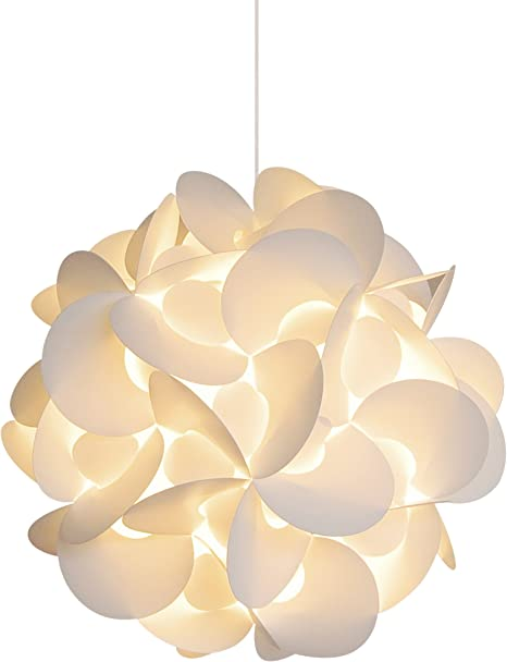 Akari Lanterns Medium Rounds 18 Wide Warm White Glow Modern