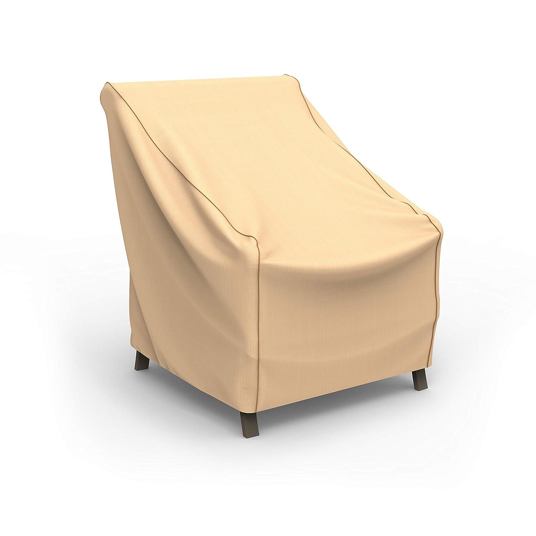 EmpirePatio Select Tan Patio Chair Cover, Small