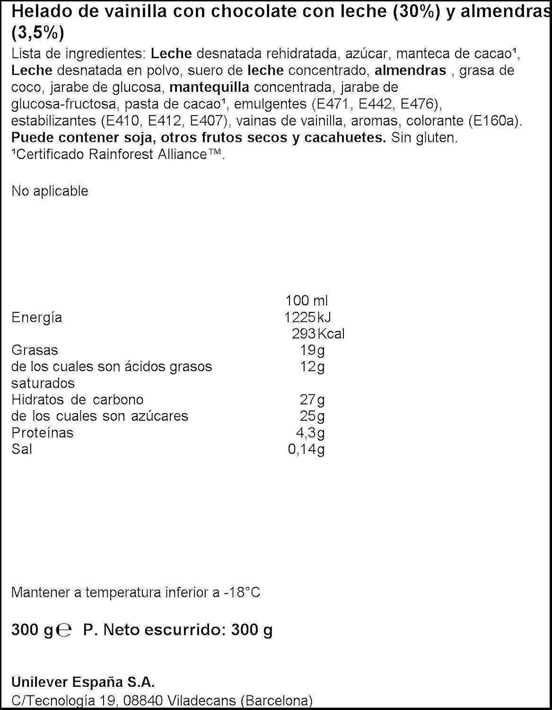 Magnum Mini Almond - Helado, 6 unidades: Amazon.es: Alimentación y bebidas