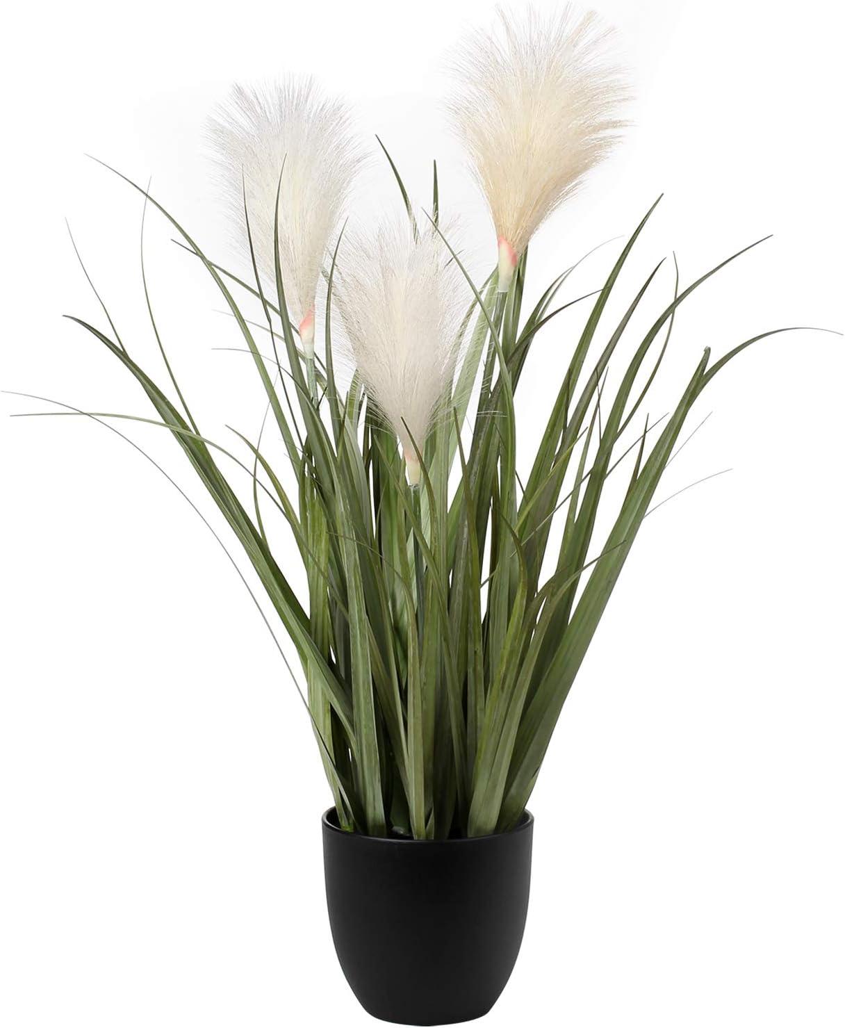 Fake Plants, Large Artificial Grass Plants 27