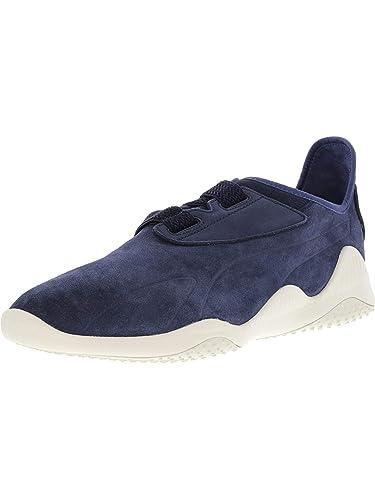 25677011e1 Amazon.com | PUMA Men's Mostro Paris Ankle-High Suede Fashion Sneaker |  Shoes