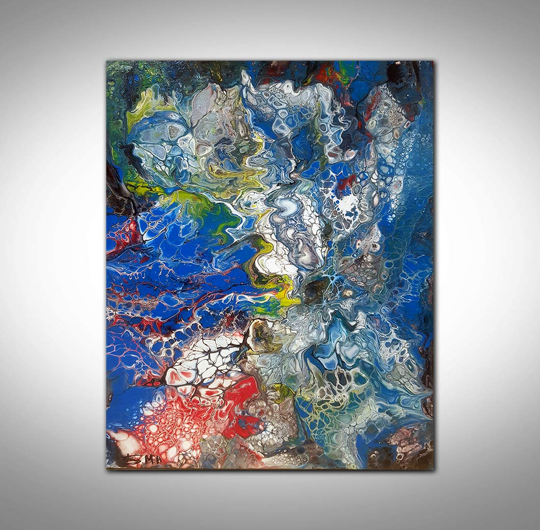 Amazon.com Art Paintings for Wall, Art Painting for Living