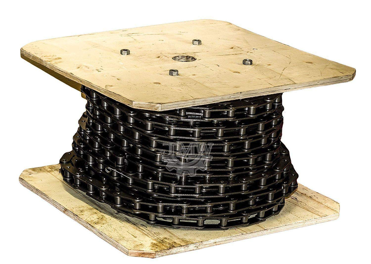 A2050 Conveyor Roller Chain 100 Feet with 10 Connecting Links