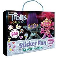 Trolls World Tour: Sticker Fun Activity Case (DreamWorks)