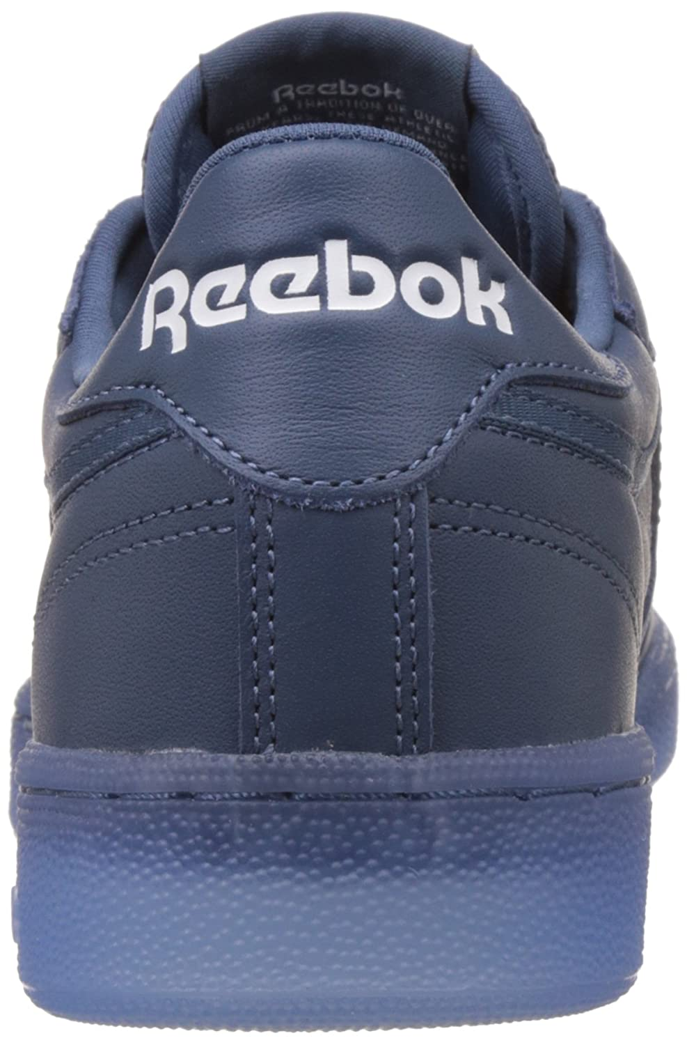 7e4c47e4130e0 Reebok Club C 85 Ice Mens Trainers Dark Blue - 10 UK  Amazon.co.uk  Shoes    Bags
