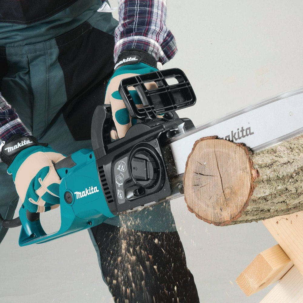 Amazon makita uc3551a 14 electric chain saw garden outdoor greentooth Image collections