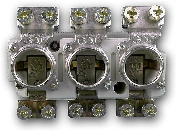 Mersen Sicherungssockel Neozed 01731 272000 Elektronik