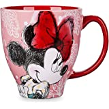 Amazon.com: Disney Store Cookies for Santa Plate Mug Mickey Mouse ...