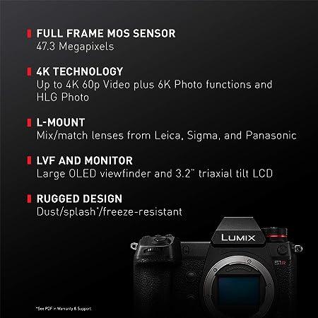 Panasonic DC-S1RBODY product image 8