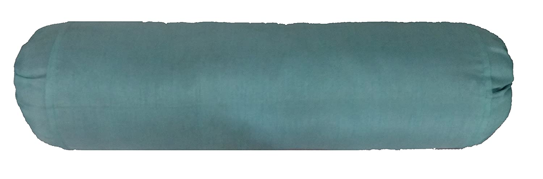 Amazon.com: Bolster Cover Round Yoga Massage Neck Roll ...