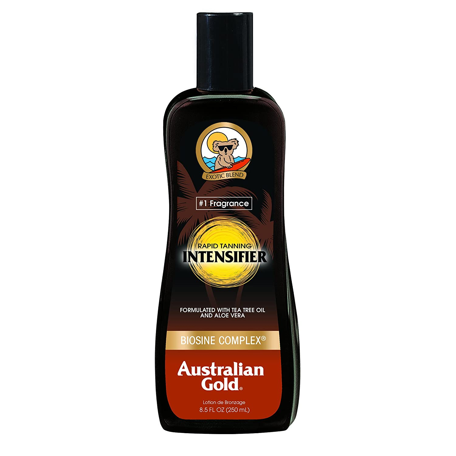 Australian Gold Rapid Tanning Intensifier Lotion 250ml 10623
