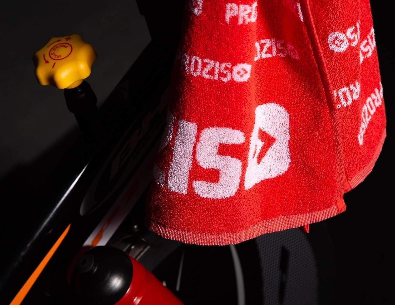 Prozis Toalla de gimnasio, color Rojo: Amazon.es: Salud y cuidado ...