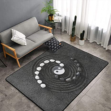 Amazon.com : Memory Foam Area Rugs for Living Room Children ...