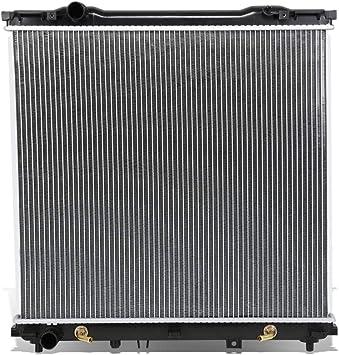 Fits 2585 Brand New Aluminum Radiator for 03-06 Kia Sorento V6 3.5L Auto Trans