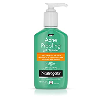 Neutrogena Acne Proofing Gel Cleanser