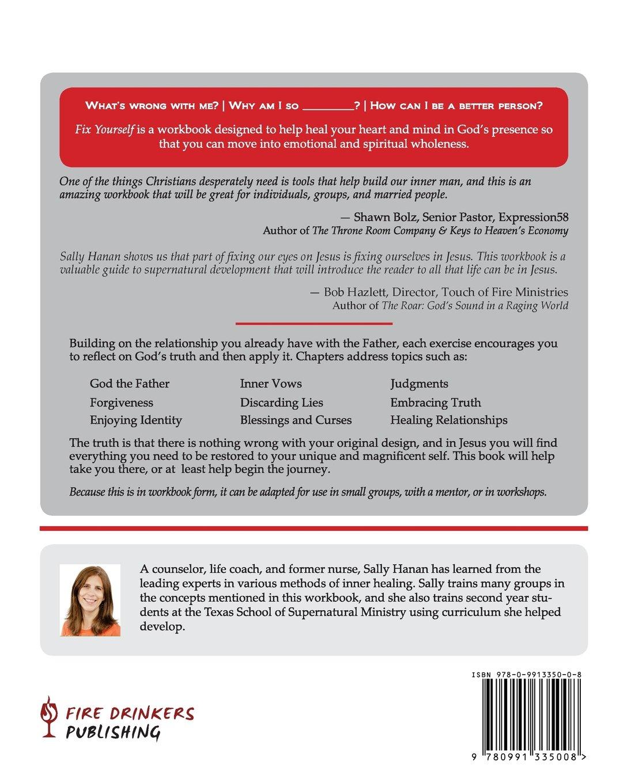 Fix Yourself: In Jesus (Pick Your Life) (Volume 1): Sally Hanan ...
