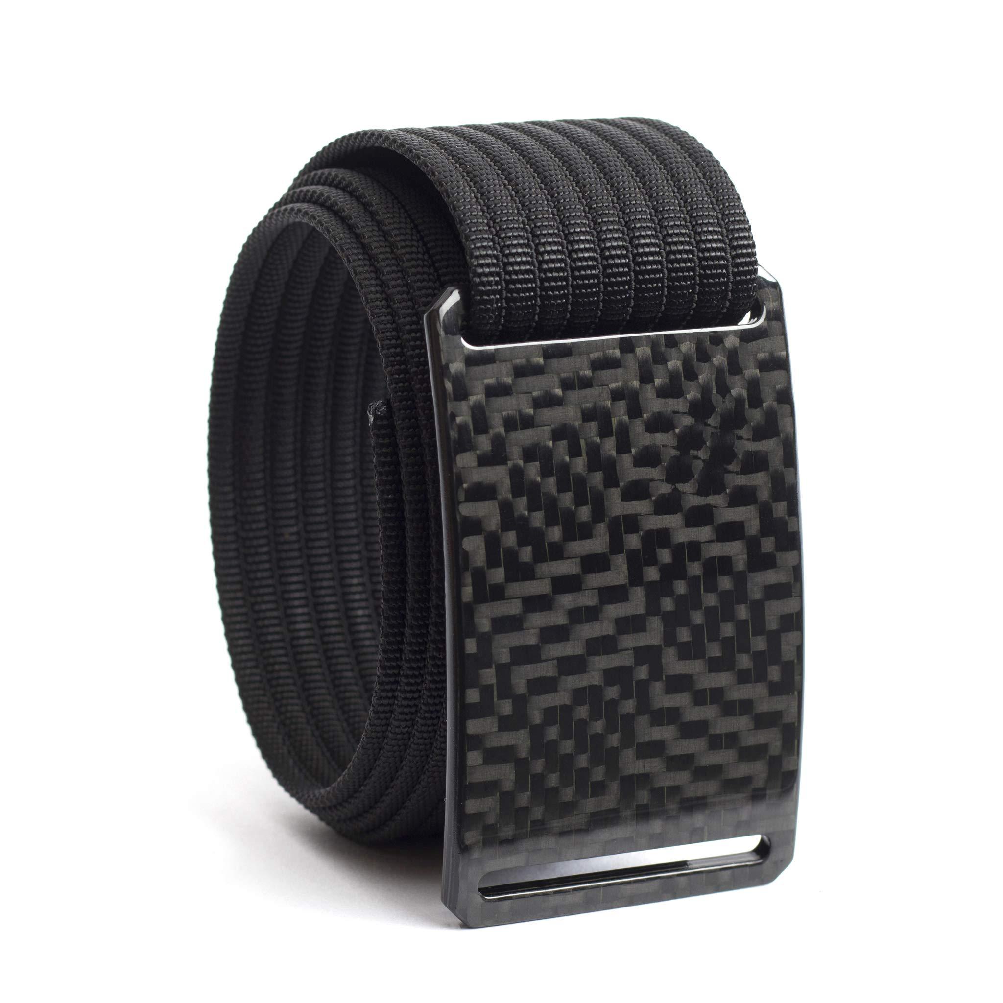 Carbon Fiber Belt GRIP6 (44in Labyrinth w/Black Strap)