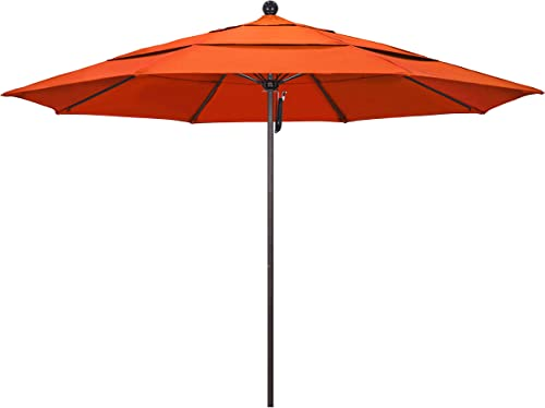 California Umbrella ALTO118117-5415-DWV Venture Series Patio Umbrella