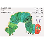La Oruga Muy Hambrienta/The Very Hungry Caterpillar: Bilingual Board Book