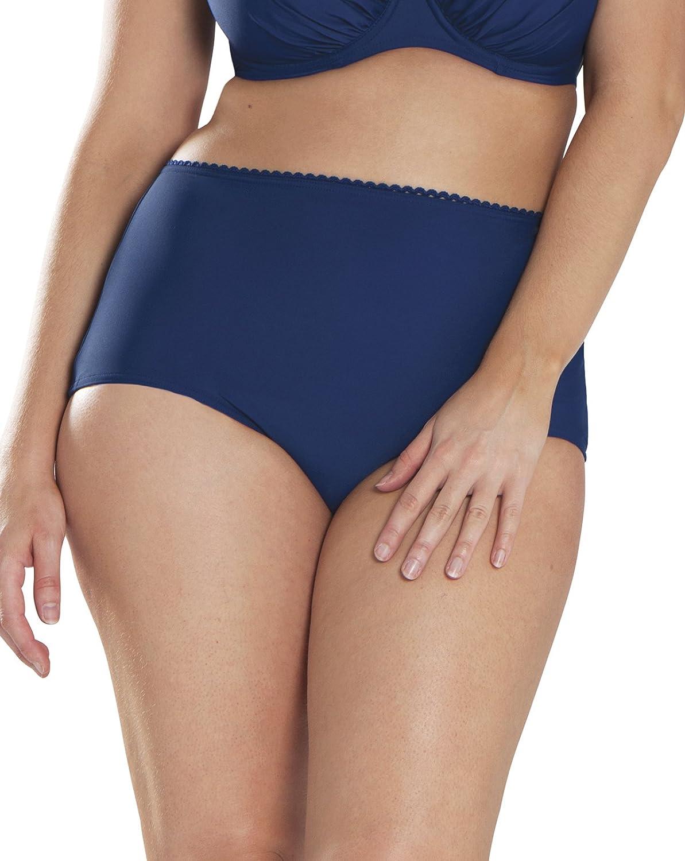 Curvy Kate Women Jetty High Waist Brief Bikini Bottoms CS3565