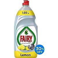 Fairy Platinum Lemon 1.05 Dish Washing Liquid Soap L 30%Off