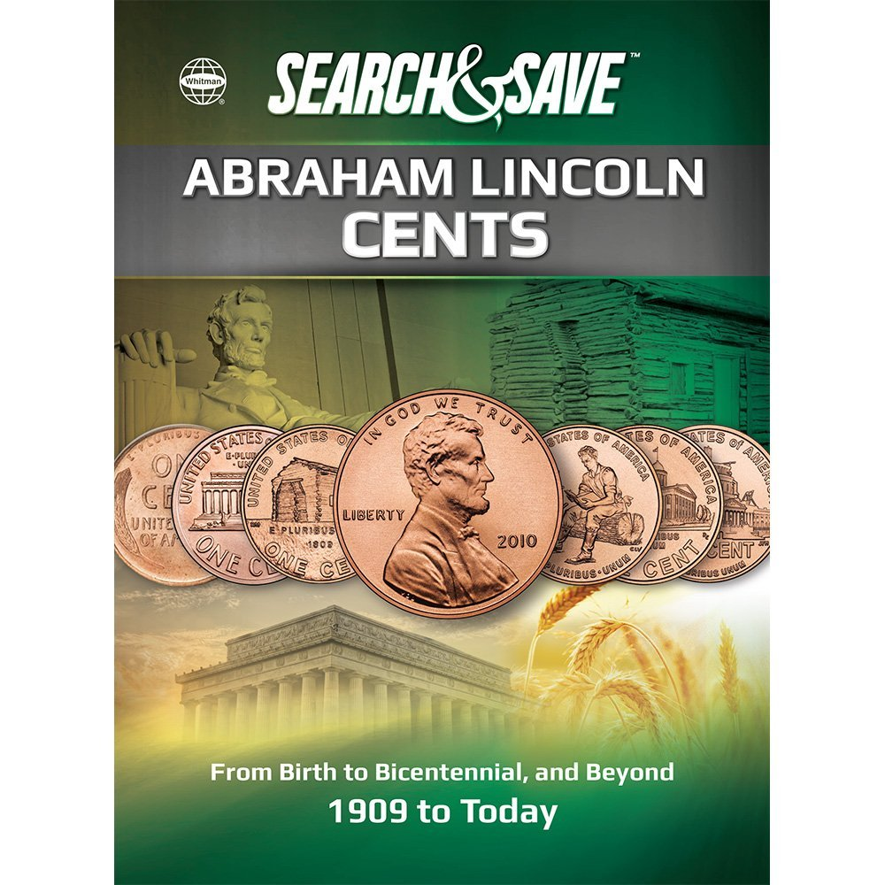 1909-2010 FROM BIRTH TO BICENTENNIAL /& BEYOND FOLDER ABRAHAM LINCOLN CENTS