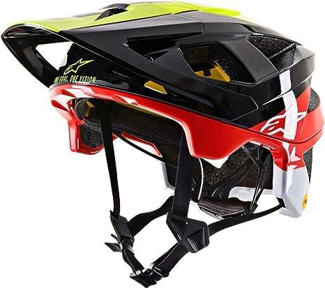 Alpinestars Enduro Vector Tech Pilot Mtb Helmet Black Size L Auto