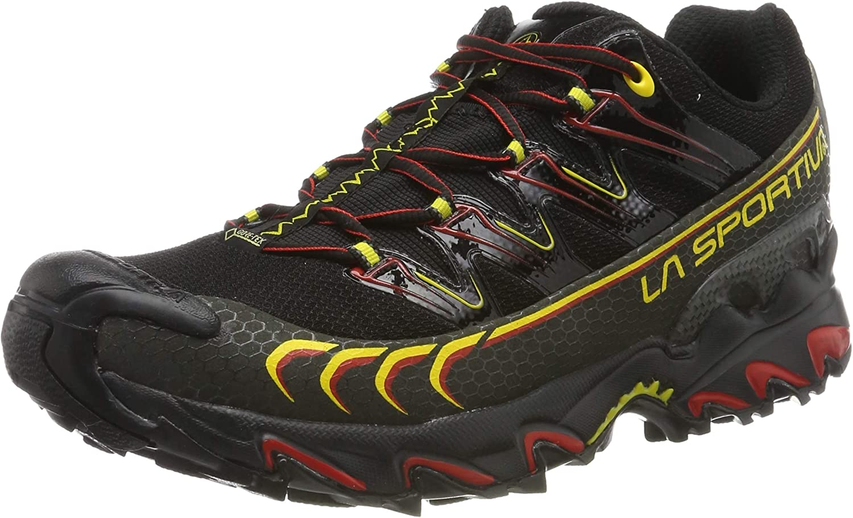 schwarz Gelb 46.5 EU LA SPORTIVA Unisex-Erwachsene Ultra Raptor GTX schwarz Gelb Trekking-& Wanderhalbschuhe, Schwarz, 41 UE