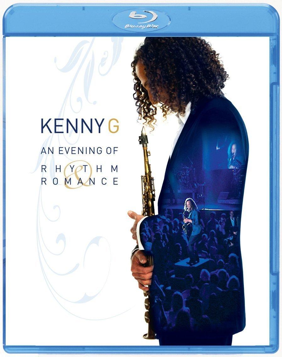 ケニーG / <ロマンスの足おと~Rhythm & Romance>コンサート 2008 [Blu-ray] B002JH1H2W