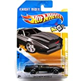 Hot Wheels 2012 K.I.T.T. Knight Rider Industries Two Thousand Die-Cast Collectible.