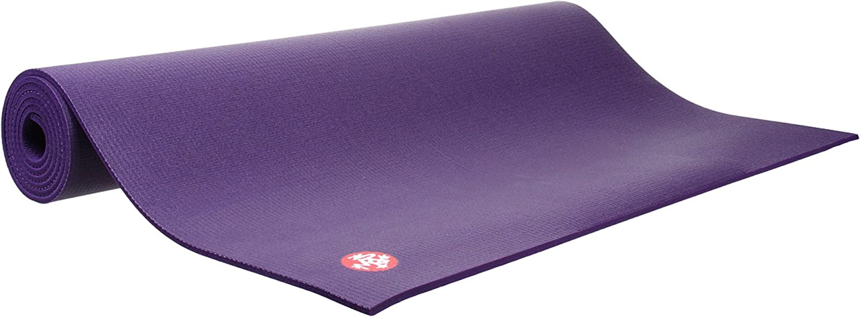 Manduka BLACK PRO Yoga and Pilates Mat (Black Magic, 71-Inch)