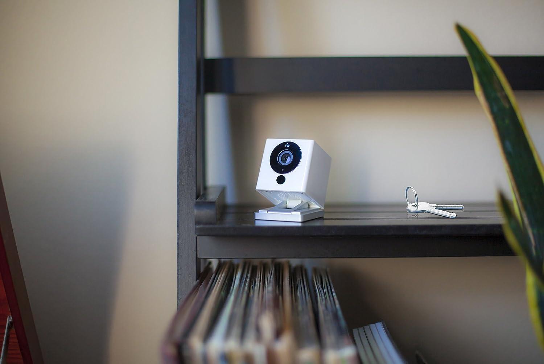 Ismart Alarm ISC5P Cámara de seguridad, Gris, Blanco: Amazon.es: Bricolaje y herramientas