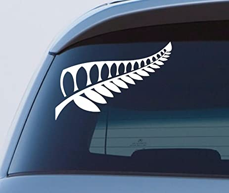 New zealand nz 4x4 big kiwi fern car window sticker decal 300mm