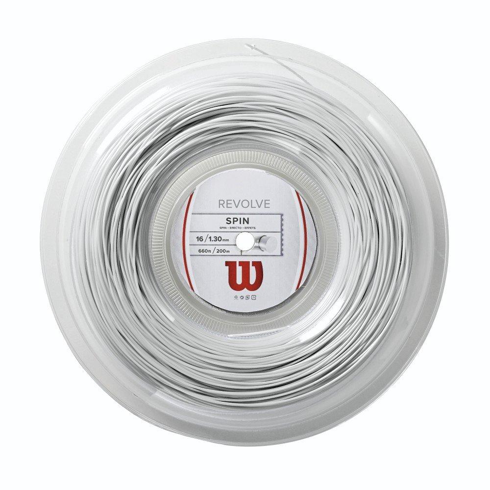 Wilson Revolve Reel, White, 16-Gauge