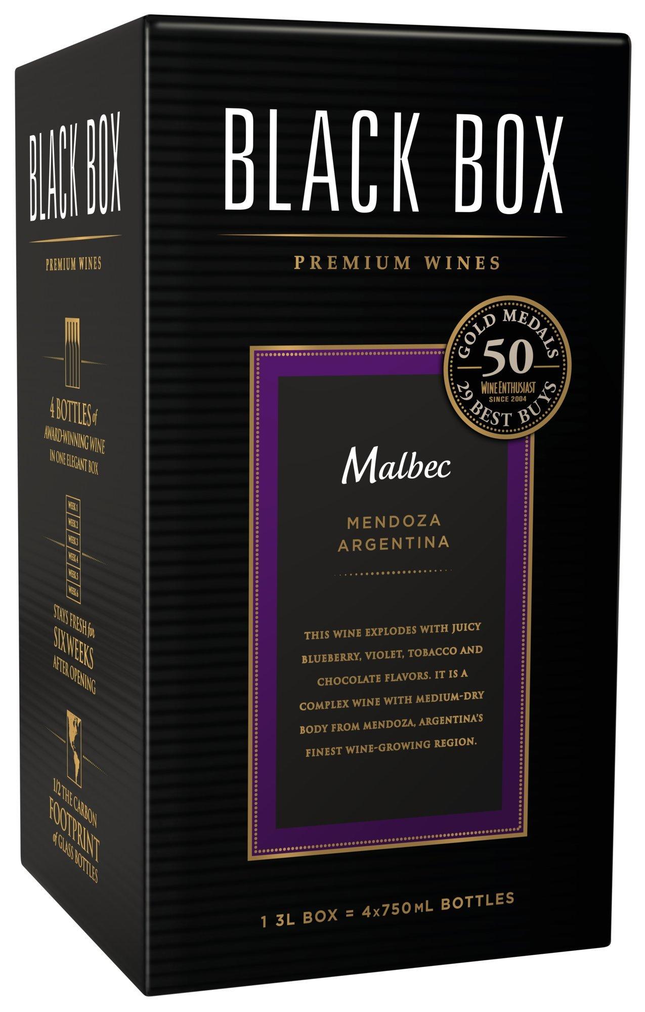 Black Box Malbec, 3L