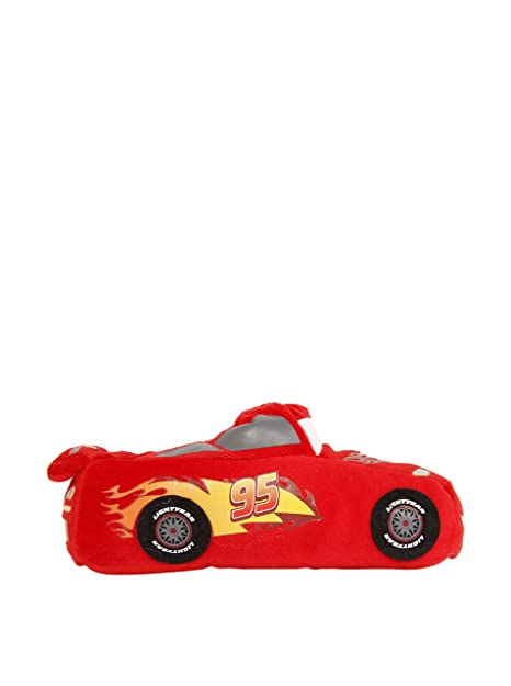 Zapatos rojos Cars Lightning McQueen infantiles uHe1llz