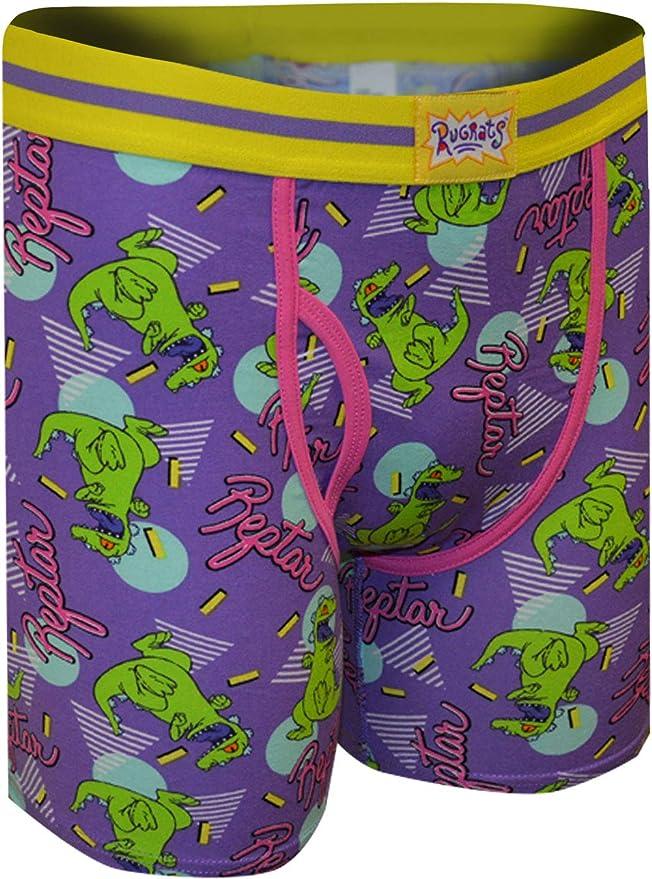 90/'S Nickelodeon ALL THAT HAT Ren Stimpy CRAZY BOXER BRIEF RUGRATs JACKET MEDIUM