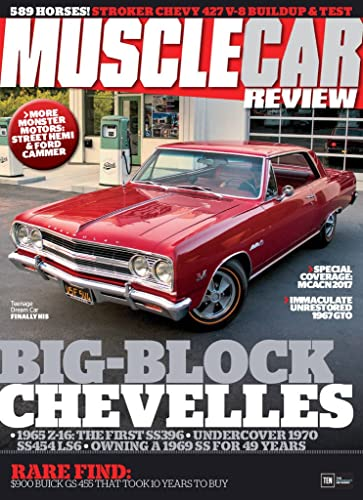 Muscle Car Review Amazon Com Magazines