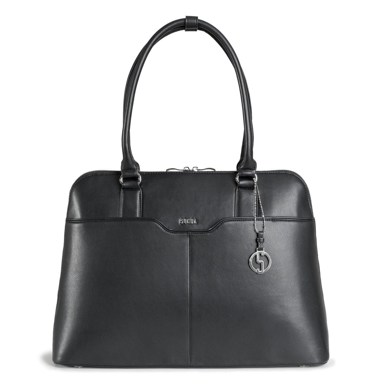 Sale Socha White Swan 15.6 , Handtasche mit Laptopfach für