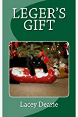 Leger's Gift (The Leger Cat Sleuth Mysteries Series Book 5) Kindle Edition
