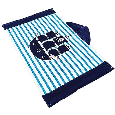 JYSP Kids Toalla de baño de playa con capucha Animal lindo 100% Premium Playa de