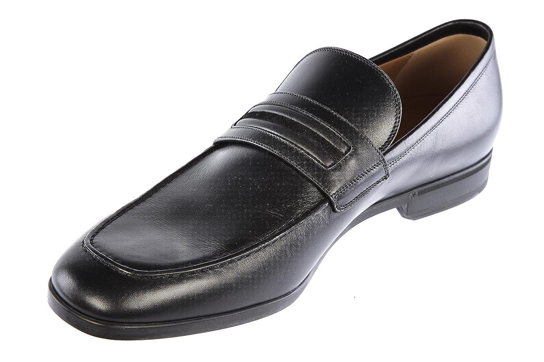 Gucci mocasines en piel hombres queen negro EU 41.5 337055 ARPH0 1000: Amazon.es: Zapatos y complementos