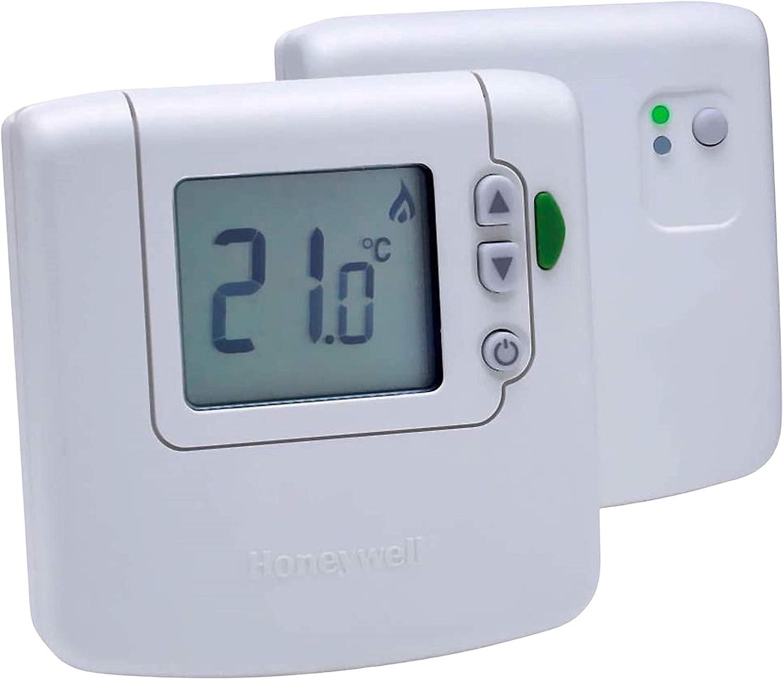 Honeywell DT92E Wireless Digital Room Thermostat DT92E1000 Energy Efficient