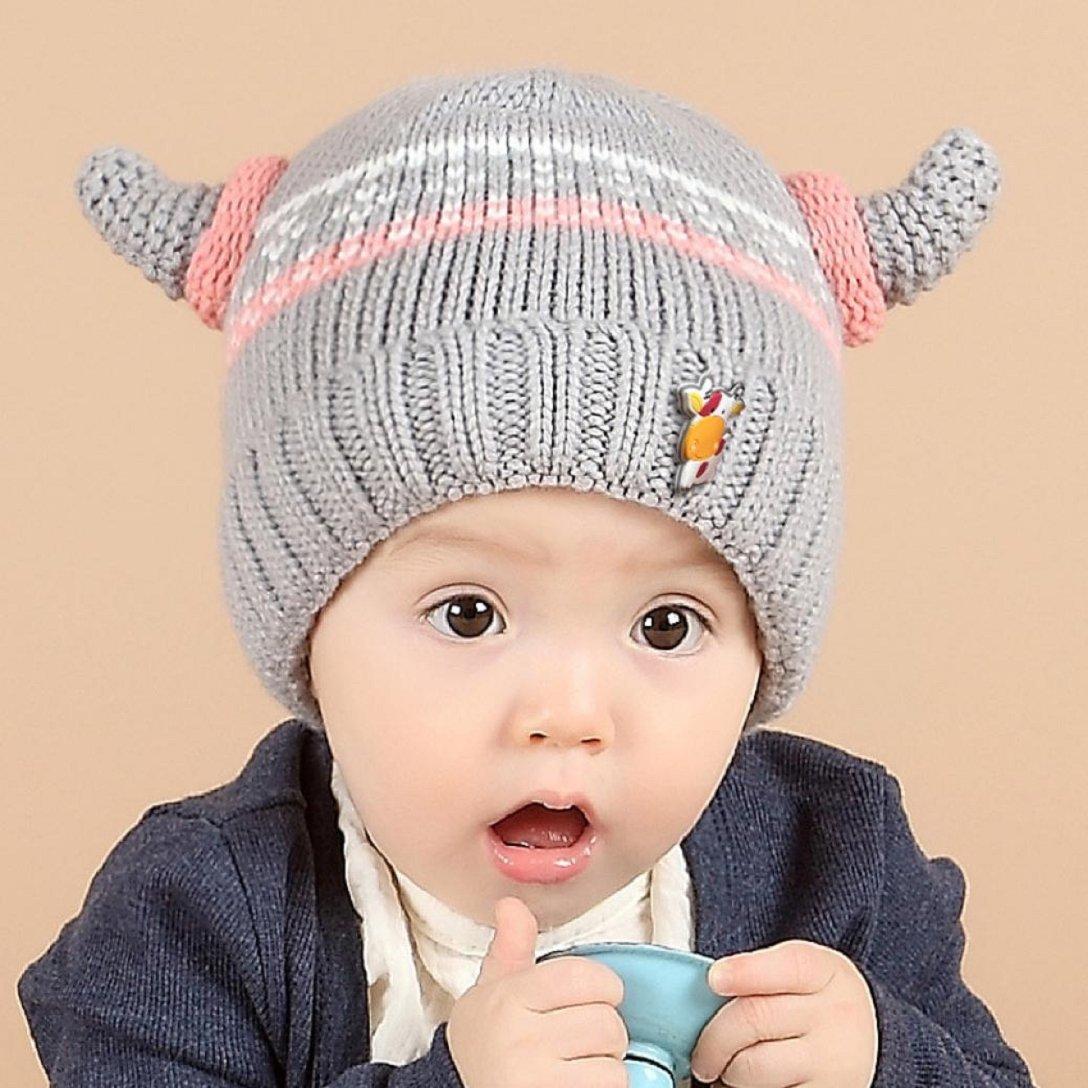 Amazon.com  3D Cute Cat ears Baby Hat 7313418198c