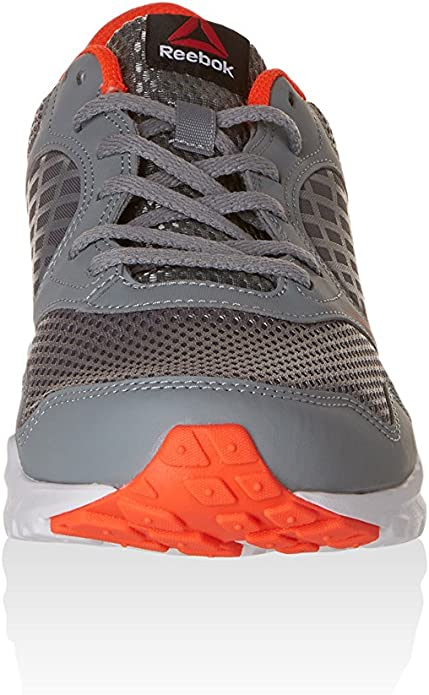 Reebok Rush, Chaussures de Running Entrainement Homme, Gris