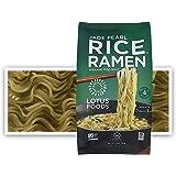 Lotus Foods Gourmet Jade Pearl Rice Ramen & Miso Soup, Gluten-Free, 2.8 Oz (Pack Of 10)